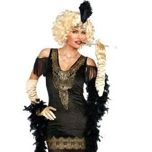 BNIB Flapper Halloween Costume XL